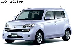 COO 1.5CX 2WD